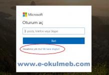 hotmail kaydol hotmail al