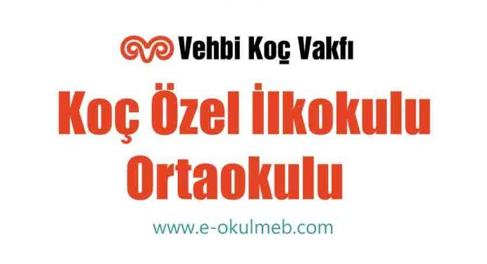 koc-vakfi-koc-ozel-ilkokul-ortaokul