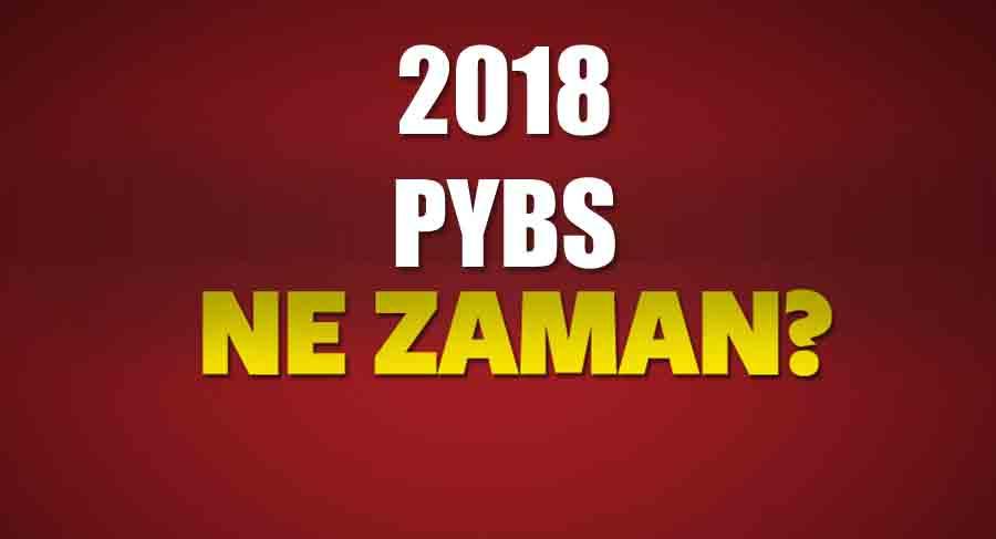 2018 PYBS ne zaman