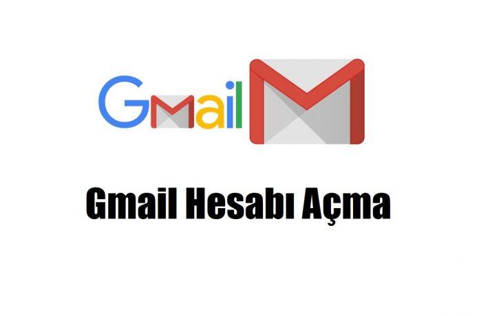 gmail hesabı açma 2020
