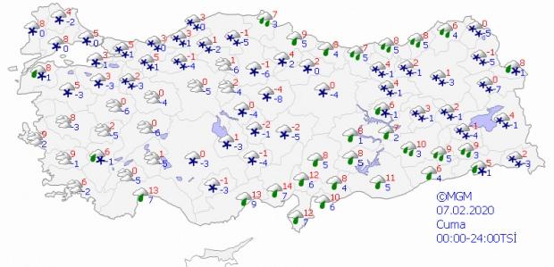İstanbul Kar Tatili Var mı? İstanbul 7 Şubat Okullar Tatil mi?