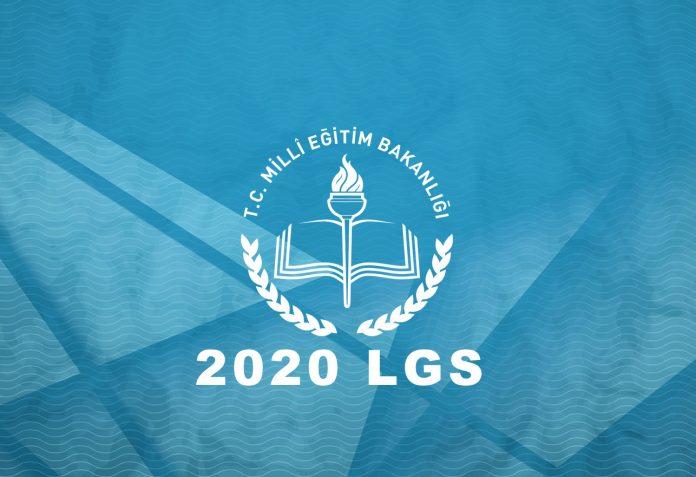 LGS Örnek Sorular (Sayısal-Sözel) nisan 2020